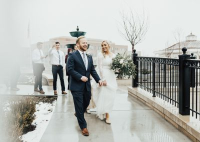 CAITLYN & CHANDLER | UTAH PROVO CITY CENTER TEMPLE WEDDING
