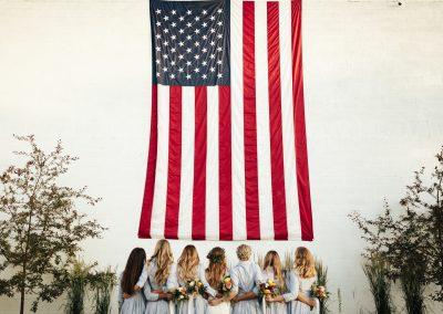 MADDIE & ZAK | BOHO AMERICANA WEDDING