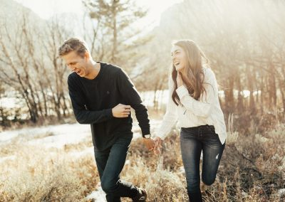 MCKALEY & CHASE | AMERICAN FORK CANYON ENGAGEMENTS